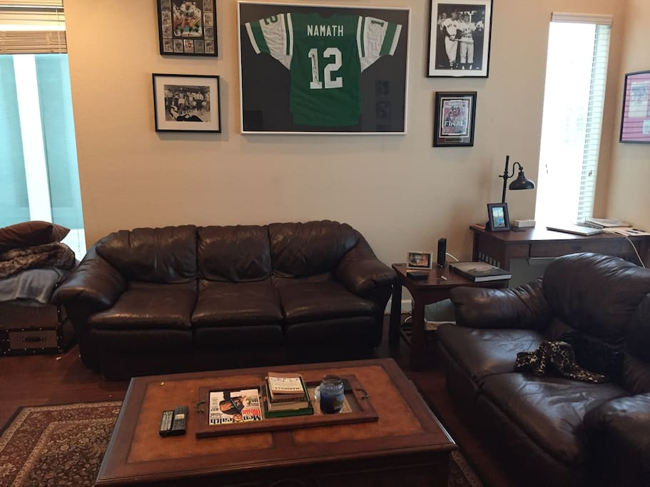 Living Room - Fully Furnished - 2