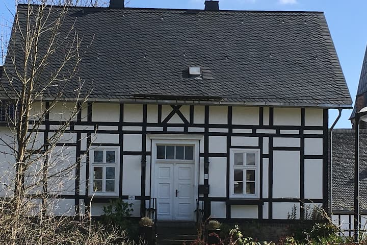 "Charming house ""Alte Försterei"" in Sauerland"