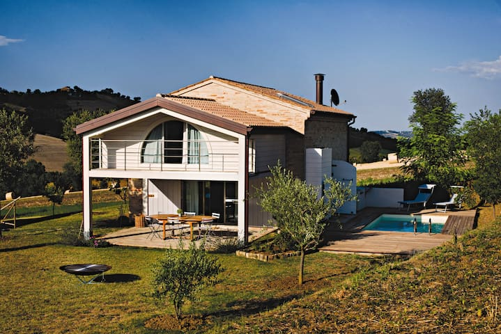 Country Loft in Marche countryside - Morrovalle - Ev
