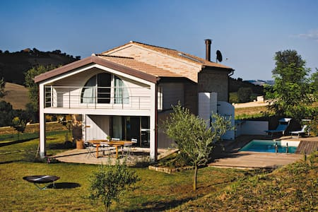 Country Loft in Marche countryside - Morrovalle