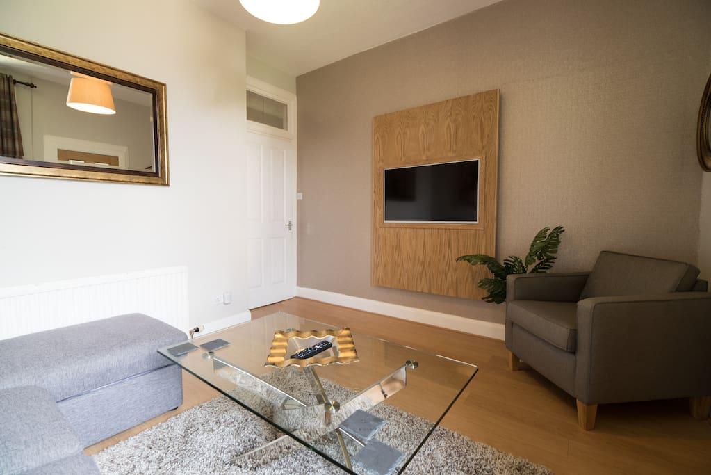 Deluxe One Bedroom Apartment 87