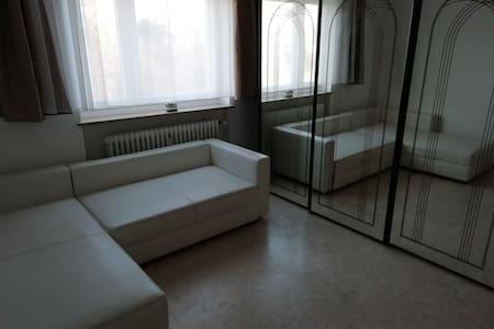 Ein gemütliches Zimmer in ruhiger Umgebung
