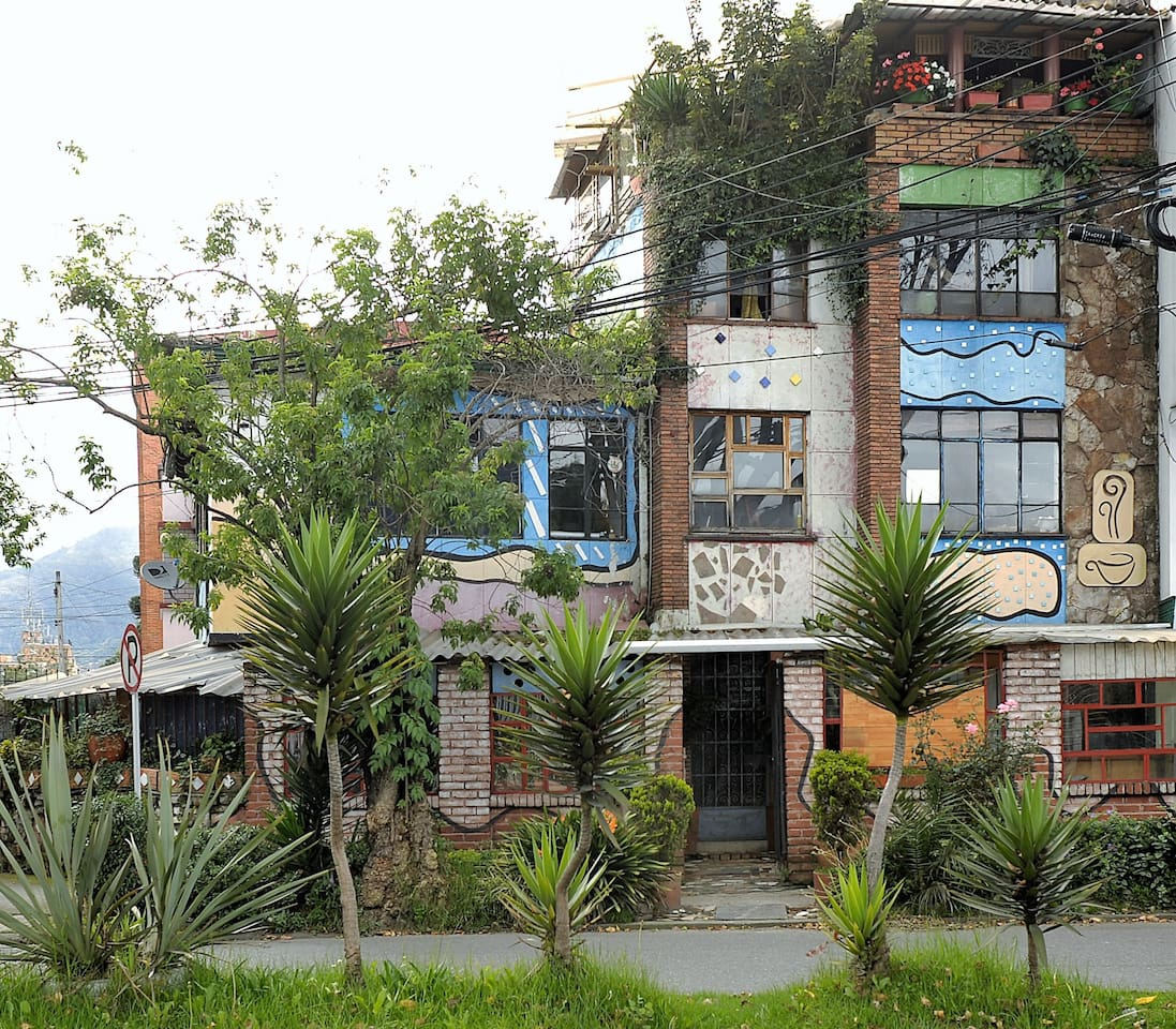 fachada Casa Viva