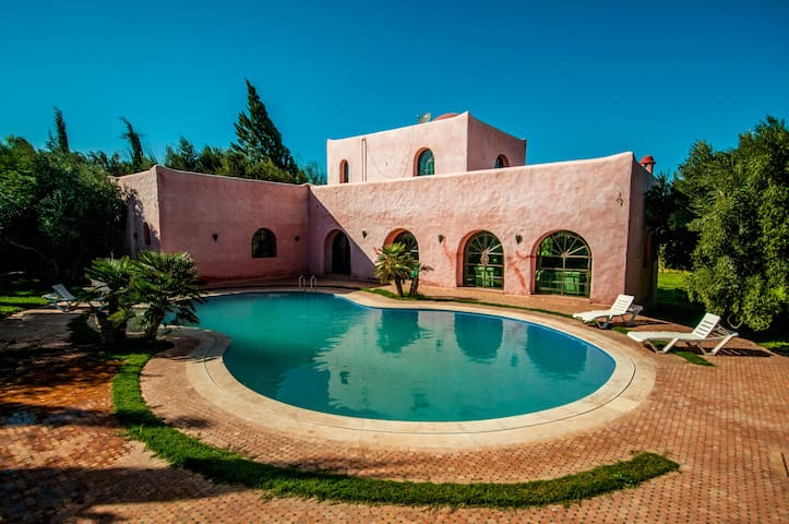 Pool villa in the heart of Essaouira countryside