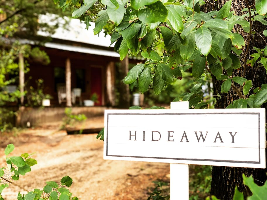 Welcome to Hideaway!