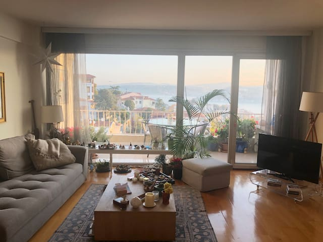 Cosy Home with spectacular Bosphorus View