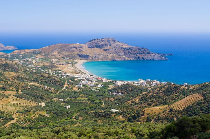 Guidebook for Plakias & South Rethymnon