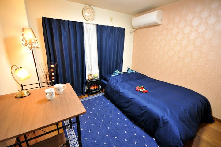 4min sta/Wifi/15min to Fushimiinari - Kyoto - Apartment