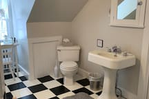 Unique large bathroom, all your own!