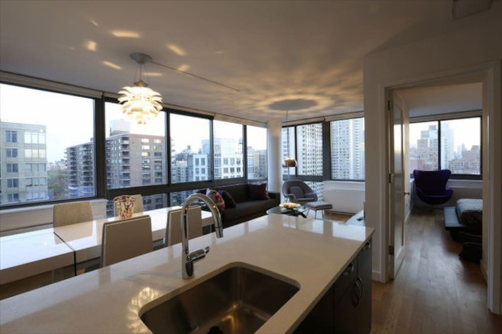 Luxury 2 bd apartment in upper west side new york for Apartments nyc upper west side