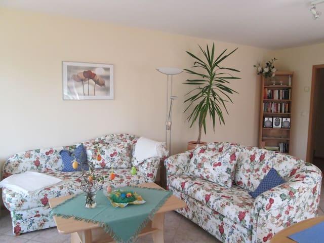 Achtern Diek für Geniesser - Schönberg - Apartment