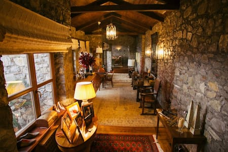 Unique Luxury Mansion near Delphi - Arachova - Haus