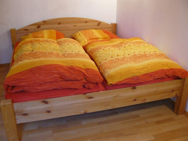 Ferienwohnung Waldeck'sche Schweiz, (Lichtenfels), Ferienwohnung, 55qm, 1 Schlafzimmer, 1 Wohn-/Schlafzimmer, max. 4 Personen