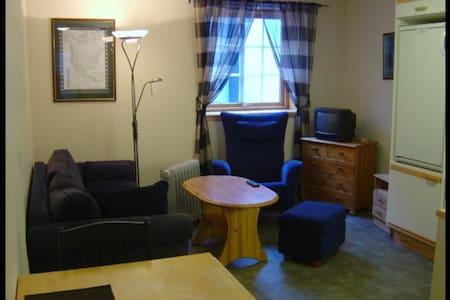 Bombesikker sokkelleilighet - Kristiansund - Apartment
