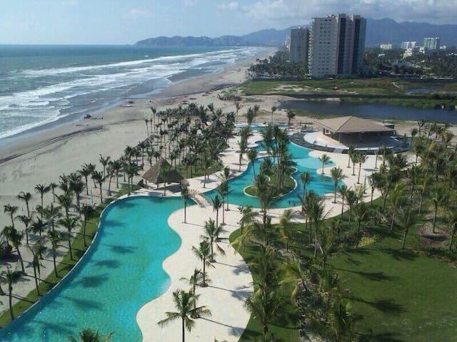 Departamento La Isla Residence Acapulco Diamante - Acapulco