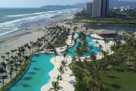 Departamento La Isla Residence Acapulco Diamante - Acapulco - Kondominium