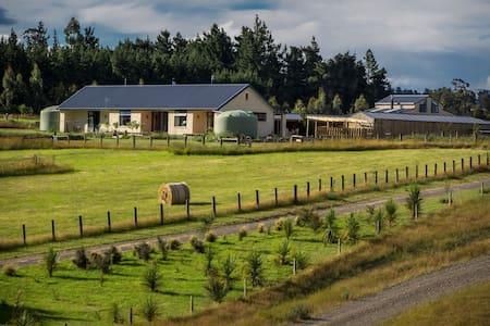 AislingQuoy Farmstay - Amberley - Szoba reggelivel