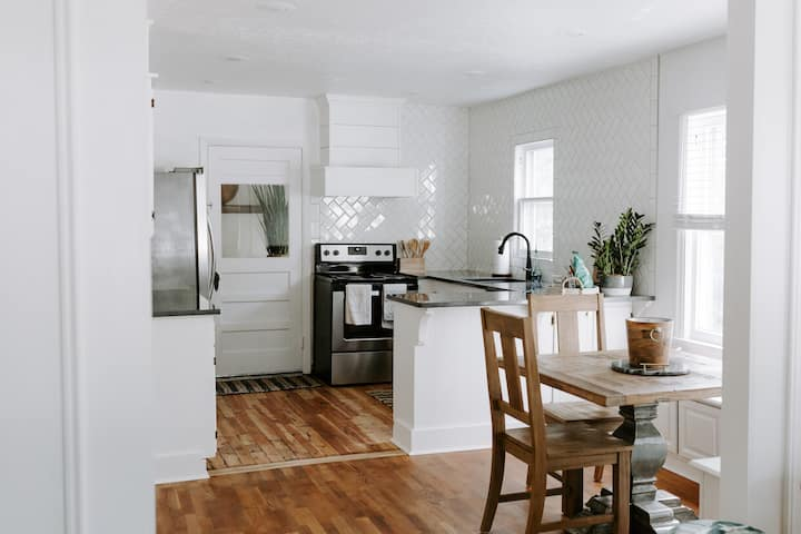 The Picket Fence Cottage