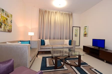 Luxury Fully Furnished  2Bhk in Jebel Ali - Dubai