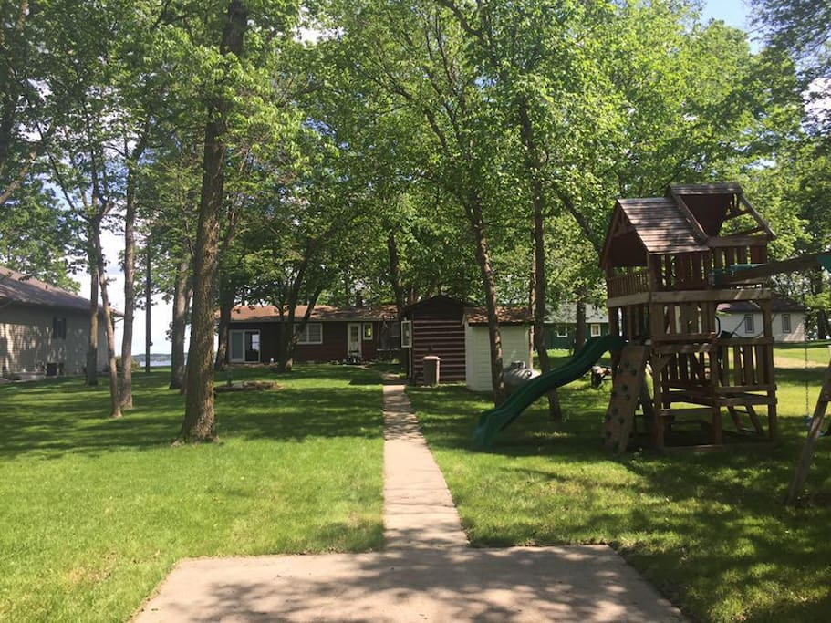 West Battle Lake Home Cabin Cabins For Rent In Battle