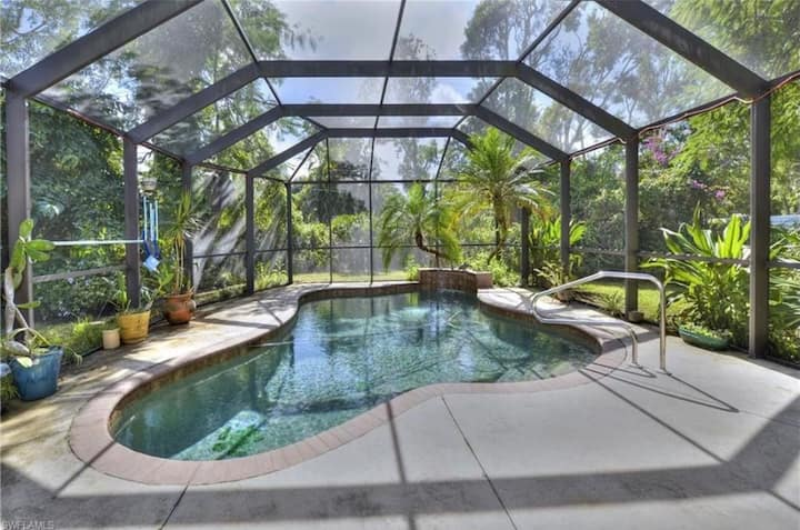Perfectly Located Pool Home