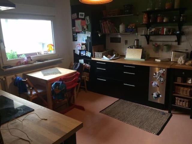Cozy, quiet 2-room-apartment in Heidelberg - Heidelberg - Wohnung