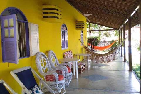 Casa de praia em Tamandaré-PE