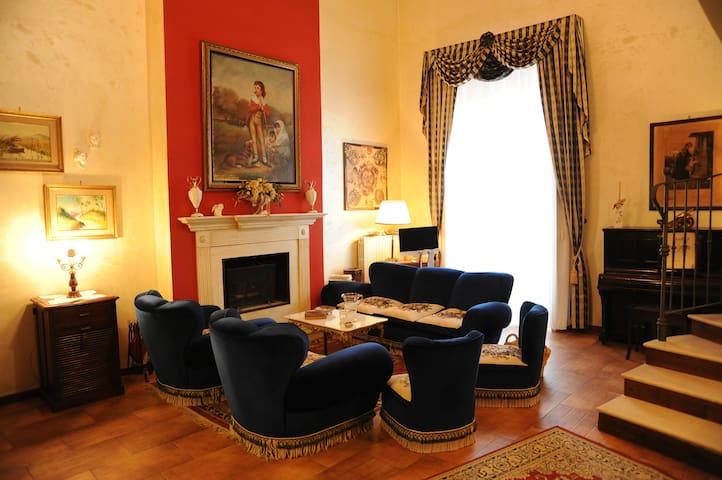 Residenza Doria Bed & Breakfast cameraTopazio