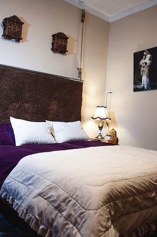 dormitorio matrimonial, agradable y espacioso