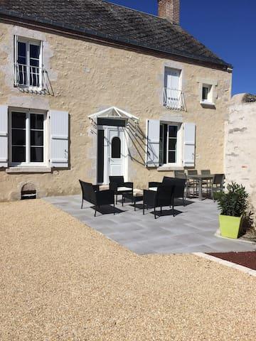 Chambre d'hotes à proximité de Chambord - Montlivault - Casa