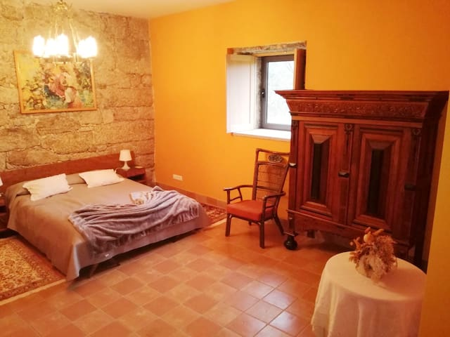 Quinta do Borges (quarto/bedroom)