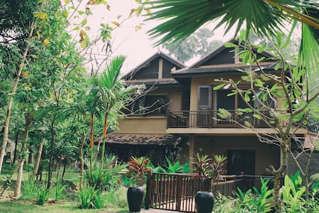 PeaceTree Private Villa (2-bedroom villa) - Krong Siem Reap - Villa