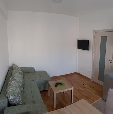 West Podgorica - Blok 6 apartment