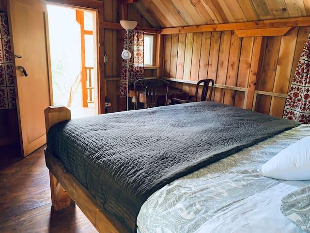 King Wood Cabin