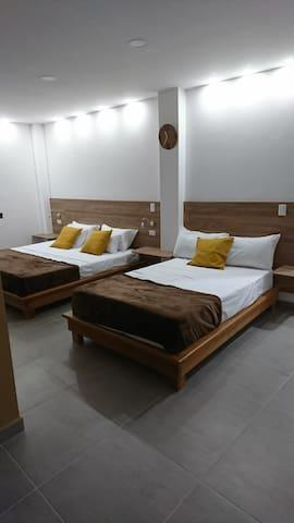 Marinilla Apartment Suite 30-28 Mustard