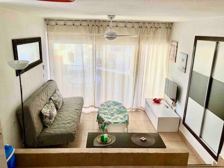Beauty  Loft In La MANGA! [PARKING FREE]