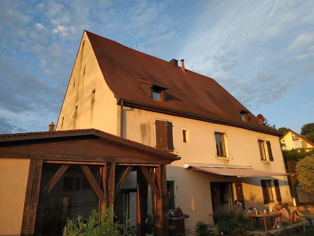 Superbe appartement dans résidence du 16ème siècle