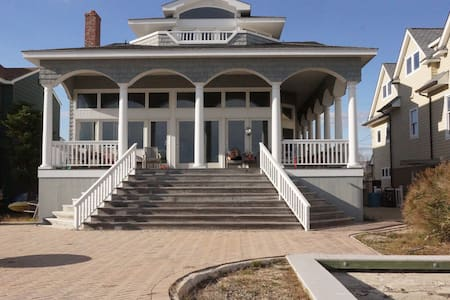 The Beach House on Harvest Cove - Harvey Cedars - Huis