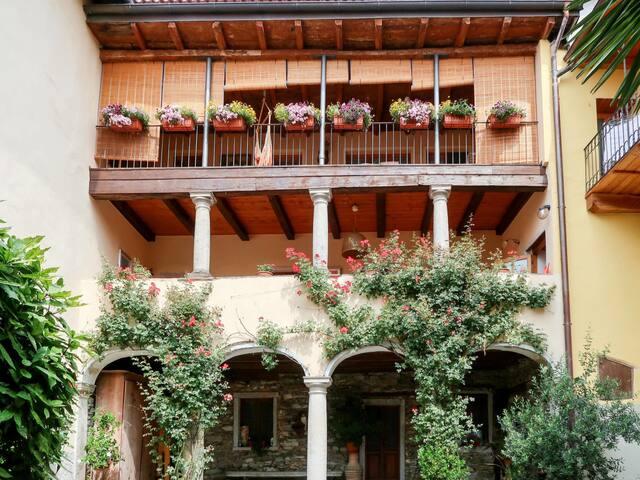 Casa Al Portico (CNR380)
