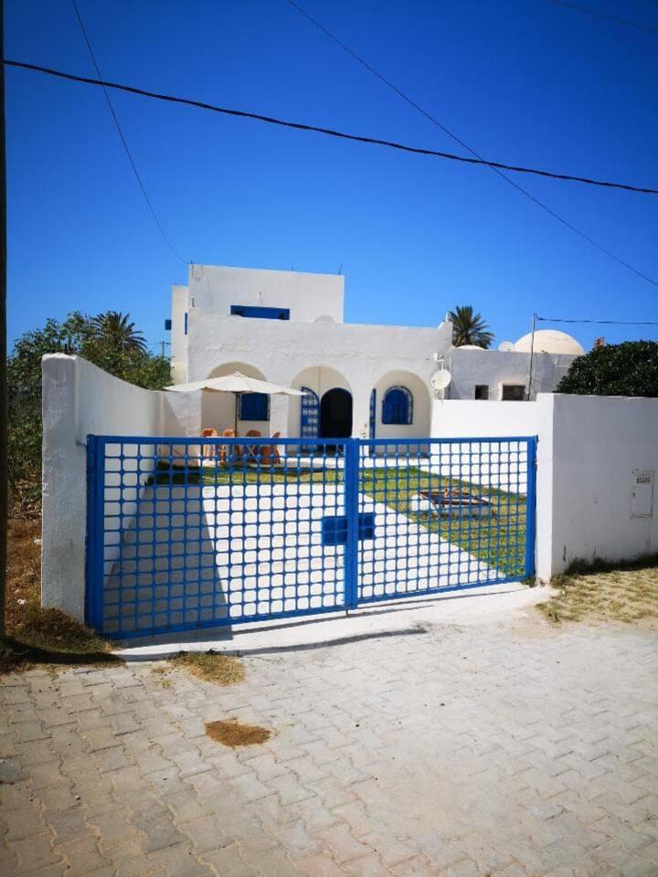 Villa à Djerba à 50 mètres de la plage