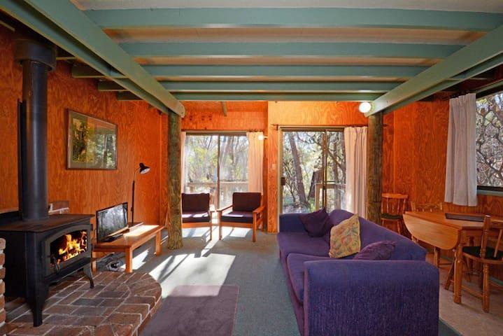 Cabin 9 - Jemby Rinjah - Treetops