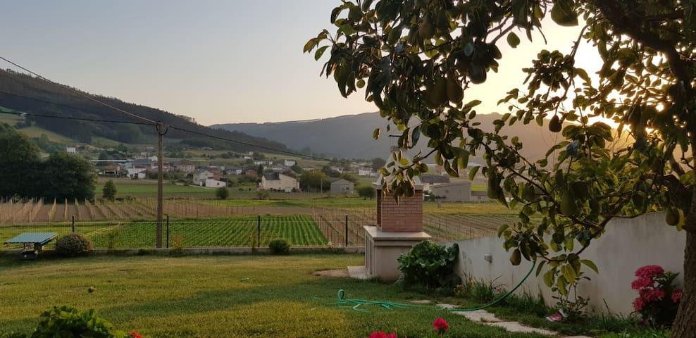 En Aldea | Chimenea | Terraza | Jardín | Barbacoa