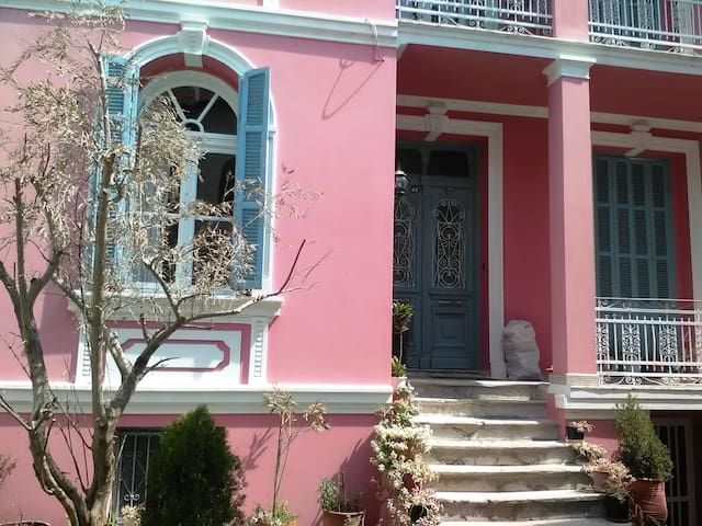 Neoclassical House in the Acropolis of Kastoria - Kastoria - Townhouse