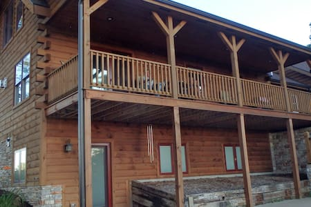 Newton Ridge Lodge - Viroqua  - Aamiaismajoitus