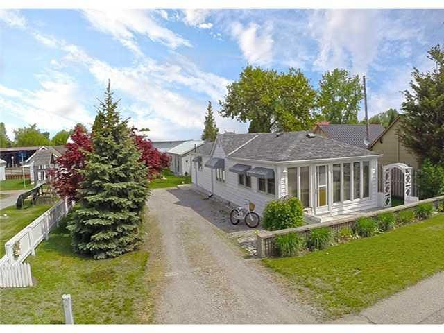 Land and sea - this one has it all - Port Rowan - Dom