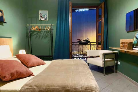 Luxury apartment , in the heart of Palermo.!