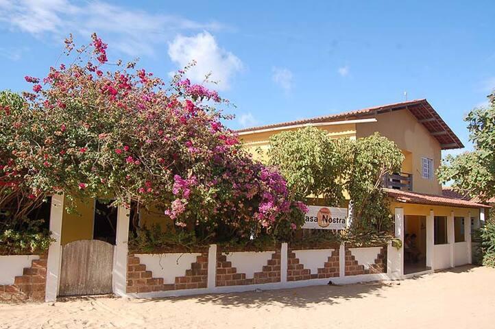 Pousada Casa Nostra - Jericoacora - Ceara - Brasil