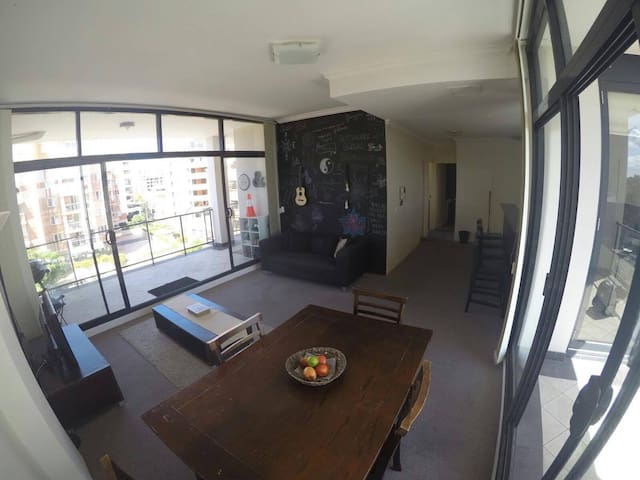 Great location and spacious apartment - Rockdale - Daire