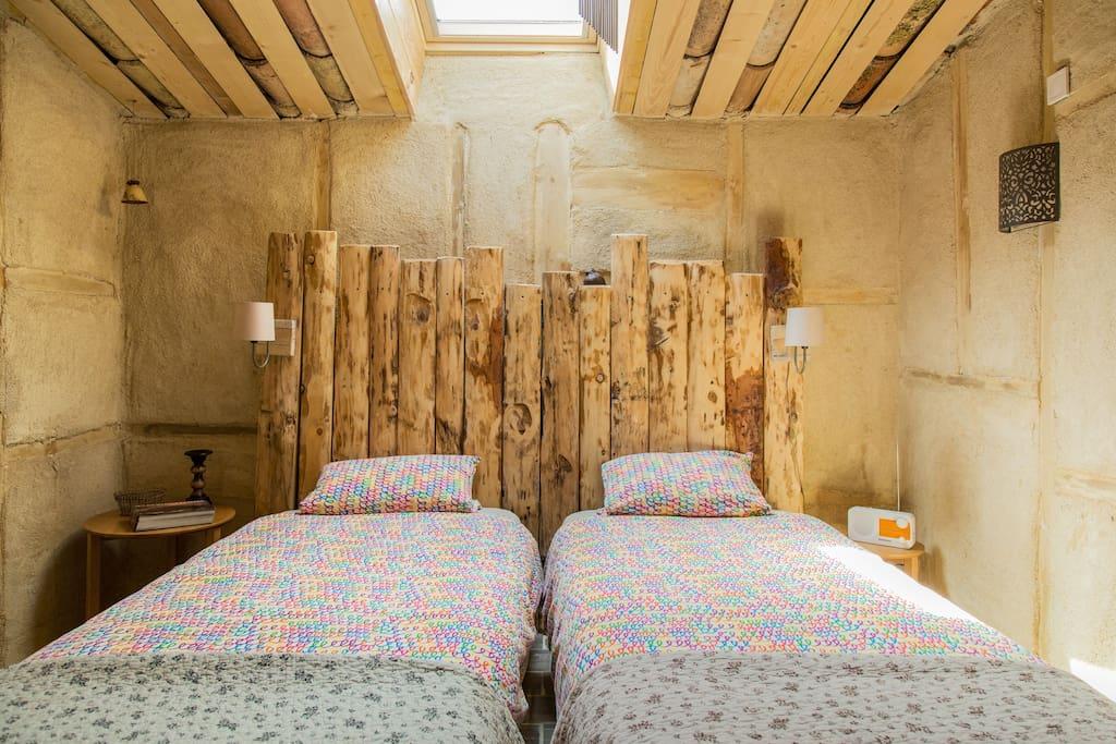 Deux lit