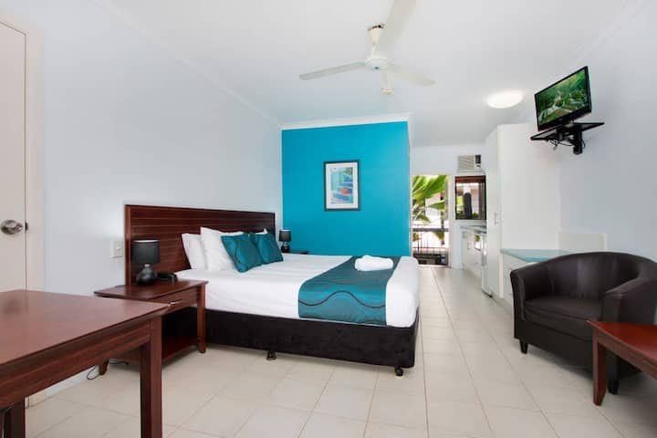 Cairns City Palms - King Suite